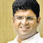 CM Dushyant Chautala