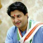 Jyotiraditya Madhavrao Scindia Contact Number Residence Address