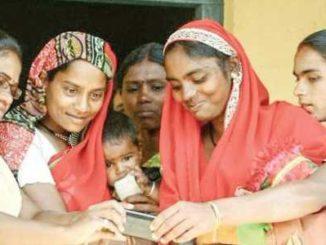 Rajasthan Free Smartphone for Anganwadi Work