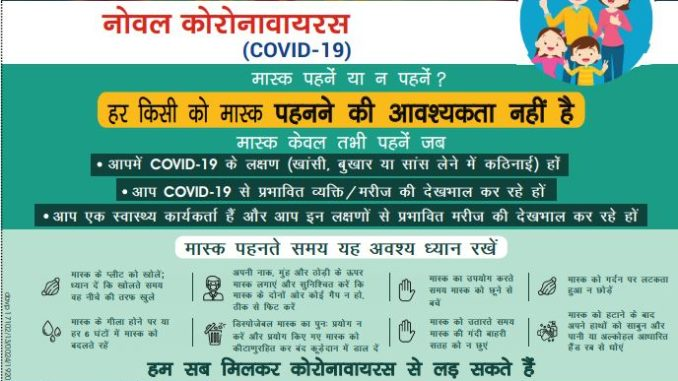 Uttar Pradesh Corona Virus Sahayata